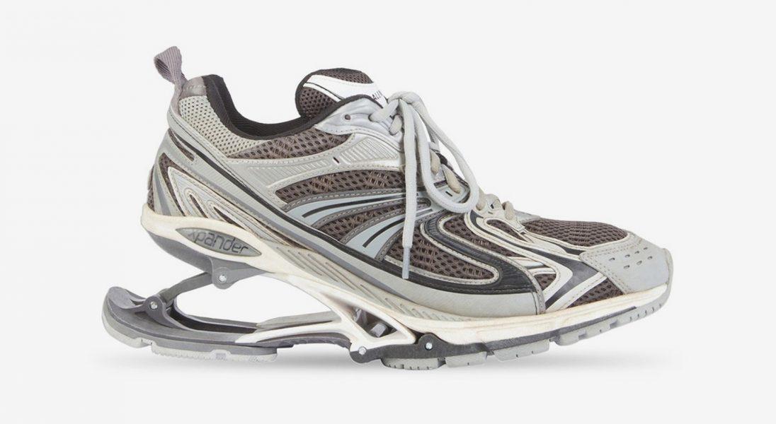 Balenciaga X-Pander, czyli bioniczne sneakersy z przyszłości
