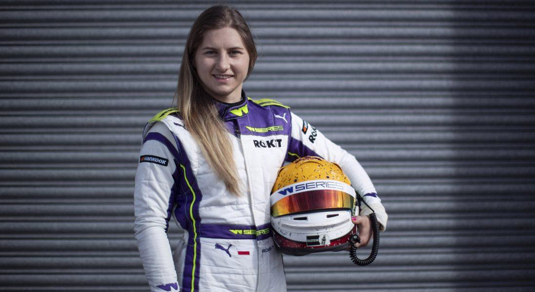 PUMA zaprasza kobiety do świata Motorsportu tworząc nową drużynę W Series Team