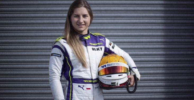 PUMA zaprasza kobiety do świata Motorsportu tworząc nową drużynę W Series Team<