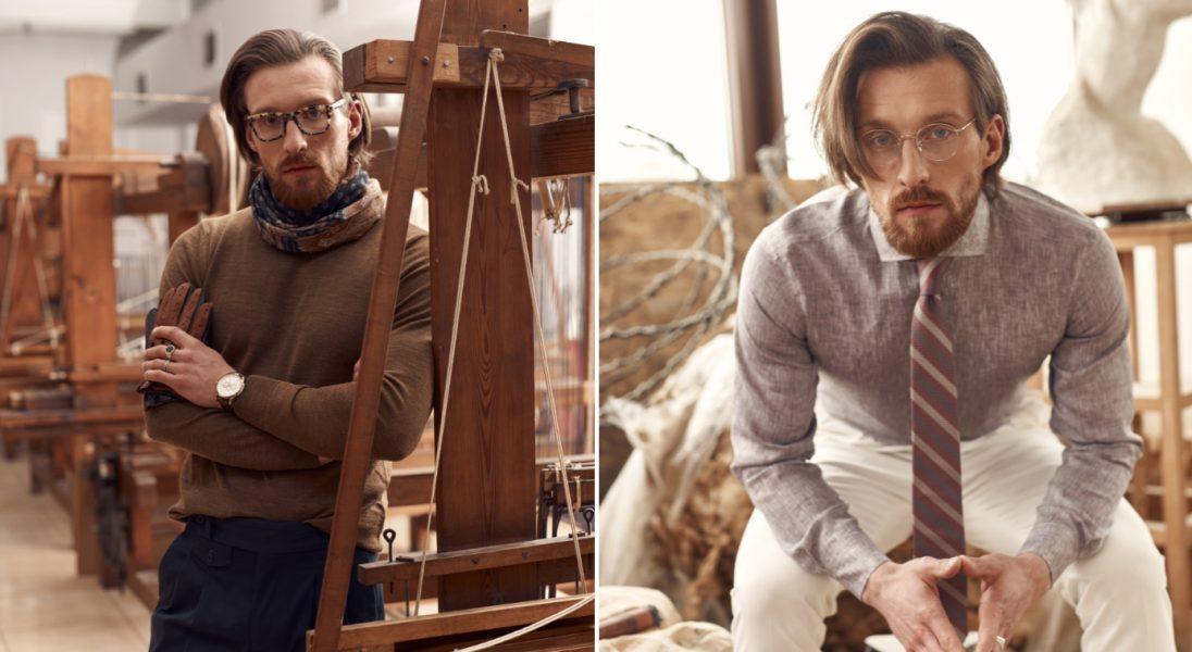 PEWIEN PAN – polska marka robiąca ubrania dla współczesnych dandysów