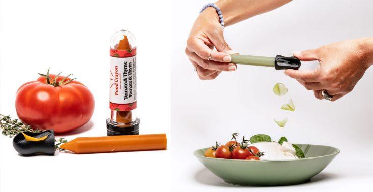 Jadalne kredki, dzięki którym pokolorujesz posiłki prawdziwym smakiem<