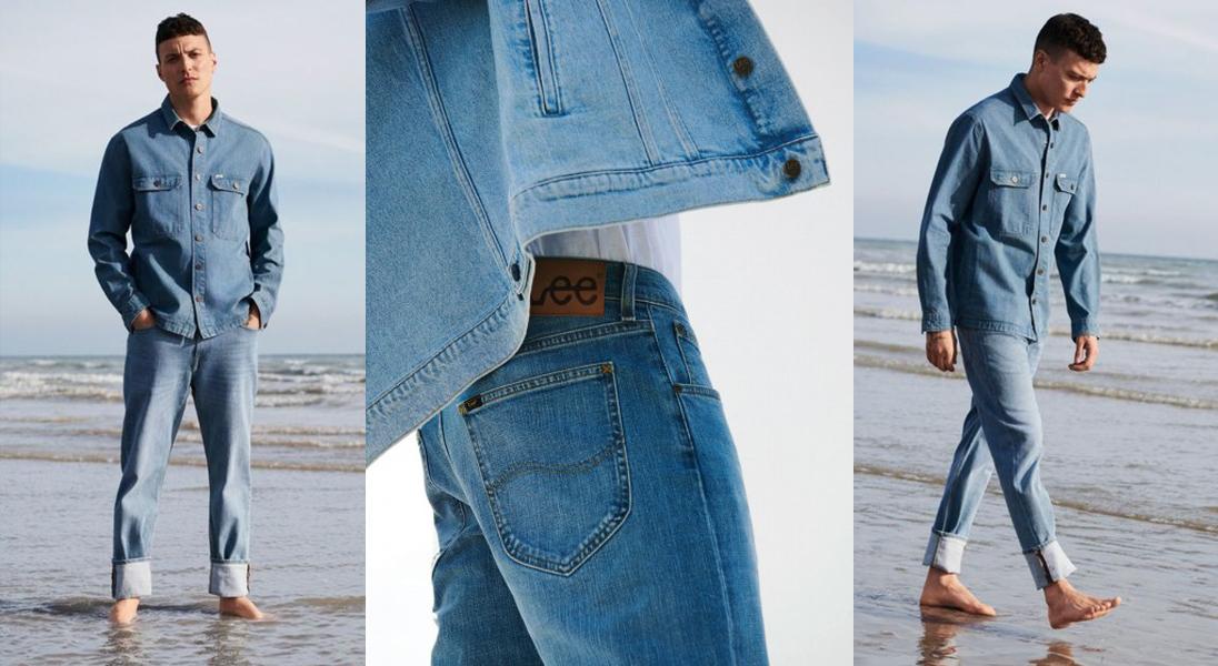 Crystal Clear – innowacyjny proces barwienia spodni, który zmniejsza ich negatywny wpływ na środowisko naturalne