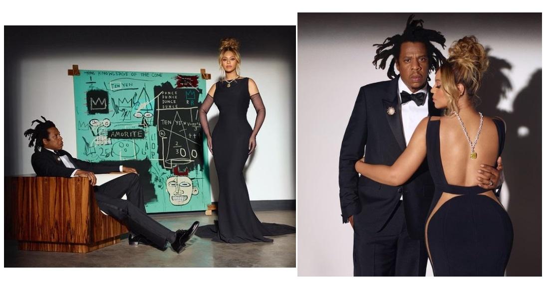 Luksusowa kampania Tiffany & Co. z udziałem Beyonce i Jay'a-Z