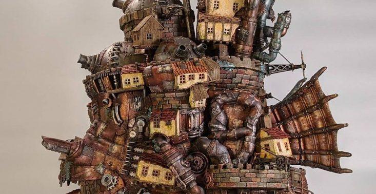 Artysta Studson Studio tworzy kreatywne konstrukcje ze śmieci<