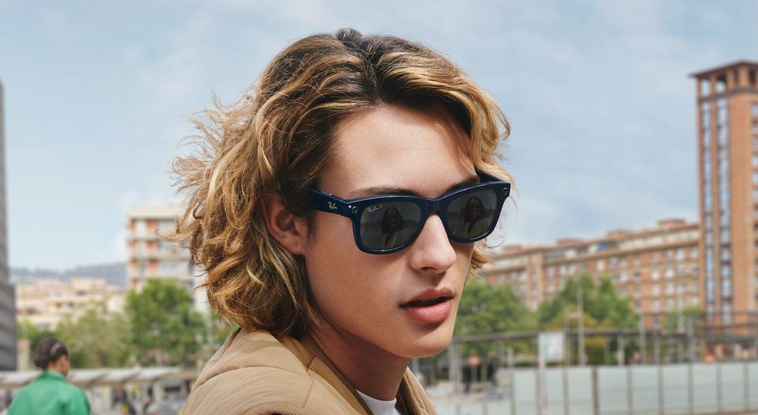 Facebook prezentuje inteligentne okulary Ray-Ban Stories