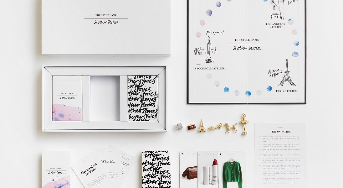 & Other Stories przedstawia modną grę planszową z najnowszymi jesiennymi kolekcjami