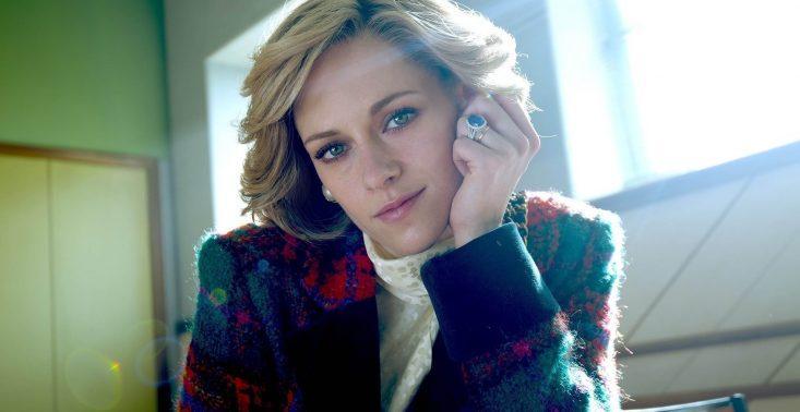 """Kristen Stewart jako księżna Diana w zwiastunie filmu """"Spencer""""<"""