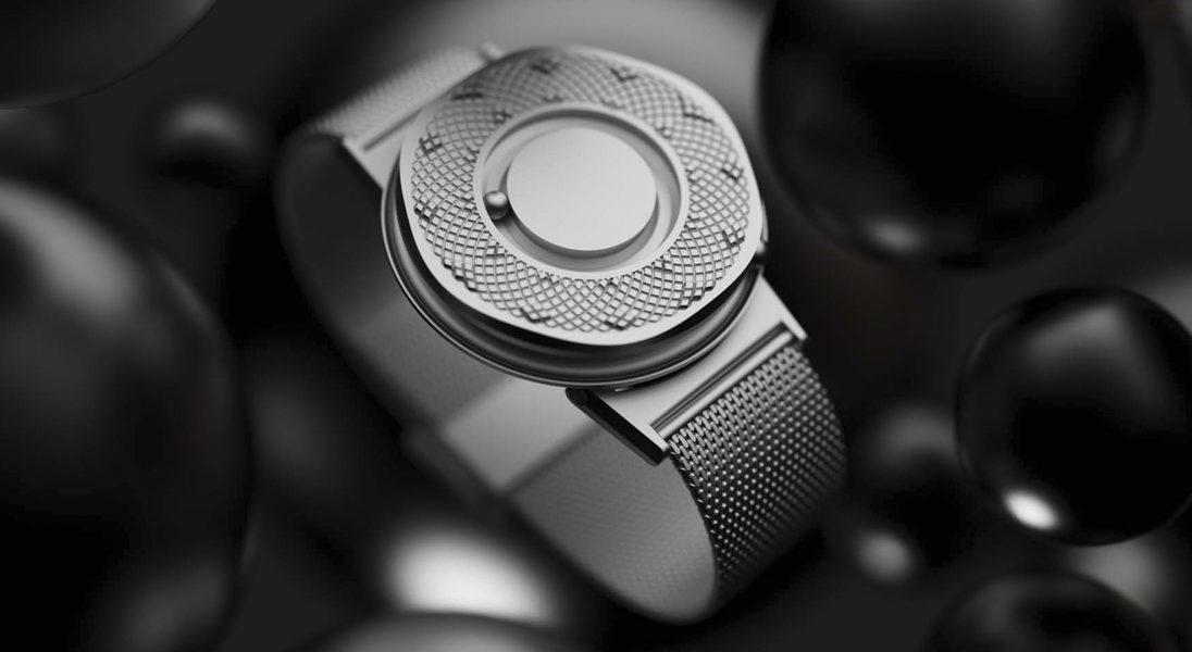 Inkluzywność w świecie zegarków? Oto elegancki Eone Switch, z którego mogą korzystać niewidzący