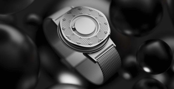 Inkluzywność w świecie zegarków? Oto elegancki Eone Switch, z którego mogą korzystać niewidzący<