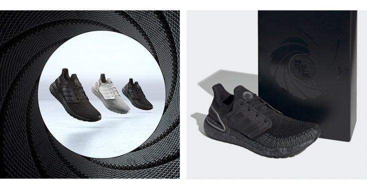 Kolekcja adidas inspirowana smokingami Jamesa Bonda<