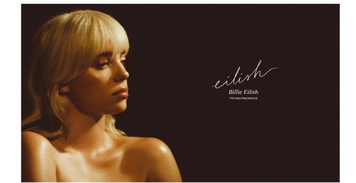 Billie Eilish prezentuje swoje debiutanckie perfumy<